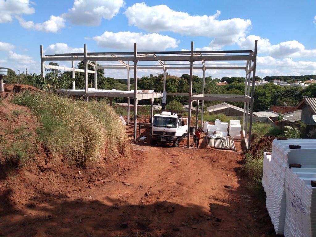 Construção Inicial